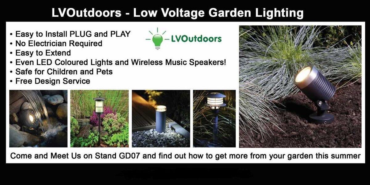 LVOutdoors Garden Lighting