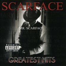 Greatest Hits - Scarface (2002, CD NIEUW) Explicit Version