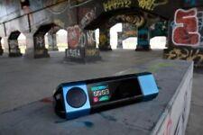 Pioneer Steez Dance Iphone Ipod dock Boombox USB AUX 4GB color display STZ-D10S