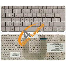 hp Mini 310 Model: Fp6 580952-29 P/N: SG-33800-2EA Keyboard UK 580954-071 Silver