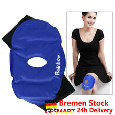 Knee Pain Relief Aid Flexible Nylon Ice Hot Cold Therapy Gel Pack Wrap  GESMART