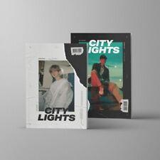 EXO Baekhyun-[City Lights]1st Mini 2 Ver SET CD+Poster/On+Book+etc+Gift+Tracking