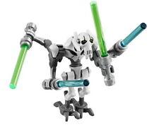 LEGO Star Wars - General Grievous weiß - Figur Minifig Clone Wars 75040 75199