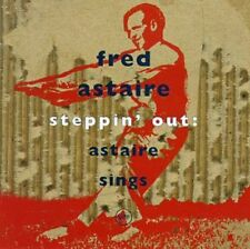 Fred Astaire - Steppin Out: Astaire Sings [New CD]