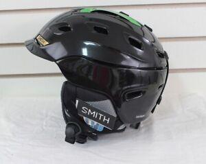 Smith Womens Vantage Snowboard Helmet Adult Asian Fit Small 55-59 cm Black Pearl