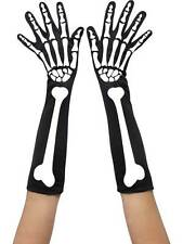 SKELETON GLOVES, ONE SIZE, WOMENS