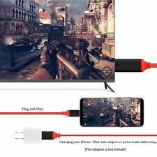 Type-C USB-C to HDMI w/Charging Cable Adapter For Samsung Galaxy S8 MacBook