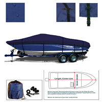 Sea Ray 185 / 195 Sport Bowrider Heavy Duty Trailerable boat Storage cover