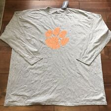 Mens 4XLB Clemson Tigers Fanatics T-Shirt New With Tags NWT