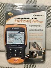 Actron CP9680 Auto Scanner Plus CodeConnect WithABS& Airbag Coverage Sealed