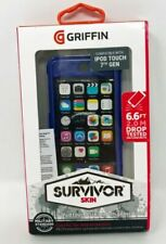 Griffin Survivor Skin case for iPod Touch 5th / 6th / 7th Generation Blue New