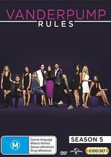 Vanderpump Rules : Season 5 (DVD, 2017, 6-Disc Set) NEW AND SEALED TV SERIES