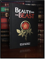 Beauty and the Beast Illustrated by Eleanor Boyle New Deluxe Cloth Hardcover