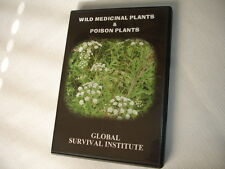 N5 WILD MEDICINAL AND POISON PLANTS - TENTS KNIVES FLINTS FIRE COOKING COMPASS
