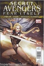 Secret Avengers Comic Issue 14 Fear Itself Modern Age First Print 2011 Spencer
