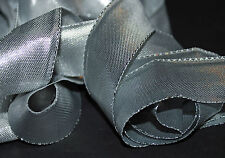 *** LOVELY SILVER -  XMAS  Ribbon - 25mm Wide ***