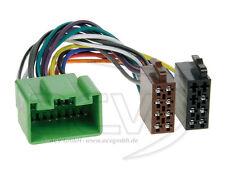 Cable adaptador de Radio VOLVO ISO para C30, C70, S80, S40, V50, V70, XC70, XC90