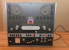 Revox A700 4 track reel to reel three speed Swiss made master machine vintage