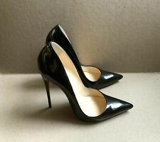Christian Louboutin 'So Kate' Black patent leather, size 42