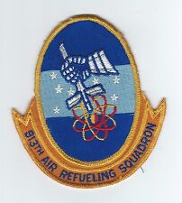 60s 913th AIR REFUELING SQUADRON (TWO PIECE)patch
