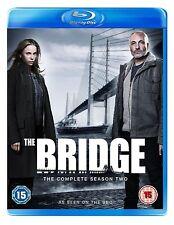 The Bridge Complete Series 2 Blu Ray All Episodes Second Season Original UK NEW