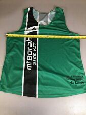 Borah Teamwear Womens Size Xxxxl 4xl Run Running Singlet (6910-132)