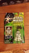 💥Star Wars POTJ R4-M9 Droid 2001 Power of the Jedi Action Figure