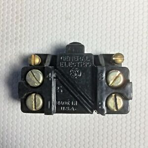 General Electric CR1070A103F Switch New-old Surplus GE Switchette