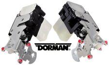 Pair Set Of 2 Front Door Lock Actuator Motors 931-916; 931-917 for Buick Pontiac