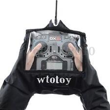 Warm Glove Hand Warmer Cold Air Shield Hood For DJI Walkera FS RC Transmitter