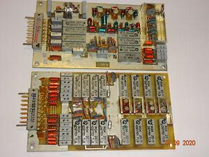 Vorselektor 1 und 2 mit Serviceunterlage EKD 100/ 300 , RFT / FWB
