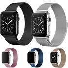Milanese Loop Band iwatch Strap For Apple Watch Series 7 6 5 4 3 2 38 42 40 44mm <br/> ✅Compatible with Apple Watch 7 41mm 45mm ✅Fast Shipping