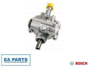 Hydraulic Pump, steering system for RENAULT BOSCH K S00 000 115