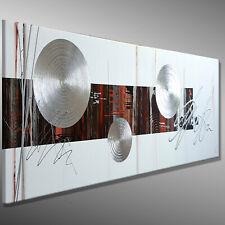 Neues AngebotKÜNSTLERISCHE MALEREI abstrakt Original KUNST Acrylbild Bilder MICO 120x40 XL
