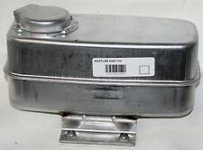 HOP Husqvarna Twin Cylinder Zero Turn Muffler Assembly: 539131604