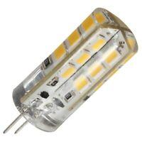1 Pcs G4 3W 2835SMD 24 LED LIGHT SILICONE CAPSULE REPLACE HALOGEN BULB LIGH D2V2