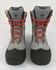 Columbia Omni-Heat Lined Bugaboot 400 Grams Snow Boots BY5955-036 Youth Size 5