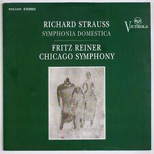 STRAUSS: Symphonia Domestica Reiner RCA VICS-1104 Classic Records 180g LP
