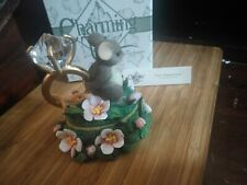 """Charming Tails By Fitz And Floyd-""""Love Expressions"""" Lidded Box"""