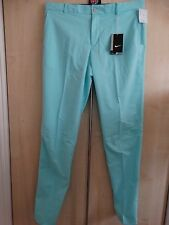 DRI-FIT GOLF TROUSERS BY NIKE SIZE  MED. NEW WITH TAGS