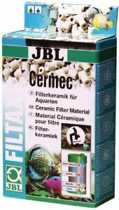 JBL Cermec 1L Ceramic filter tubes for Aquarium Fish Tank Pond Filters