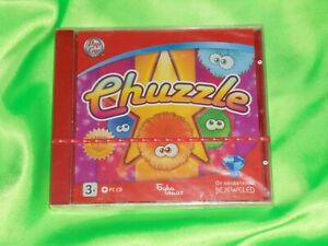 Chuzzle PC Game Windows CD-Rom Brand new, Sealed