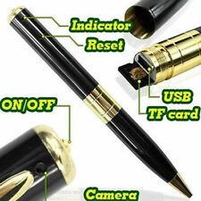 Mini Hidden SPY Camera Pen Covert Video Voice Activated Pinhole USB DVR Recorder