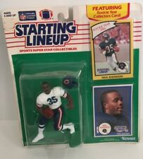 1990 Kenner Starting Lineup SLU Neal Anderson Football Figure Chicago Bears
