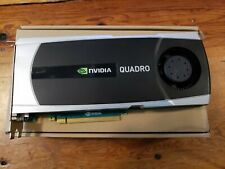 HP NVIDIA Quadro 6000 6GB GDDR5 SDRAM PCI Express 2.0 x16 Graphics Card