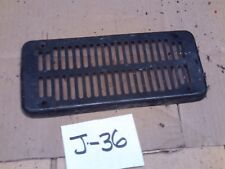1981-1987 CHEVROLET GMC K10 1986 85 BEHIND SEAT CAB SPEAKER GRILLE GRILL MESH 86