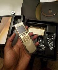 Nokia 8800 Gold Sirocco(Unlocked)