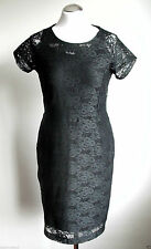 Esprit Damenkleider mit Rundhals-Ausschnitt aus Polyester