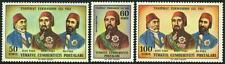 Turkey 1630-1632, MI 1928-1930, MNH.Reform decrees.Fuat, Resit, Ali Pashas, 1964