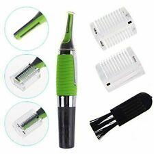 Micro Touch MAX personale orecchio naso collo capelli sopracciglia Trimmer addestratore Remover Nuovo